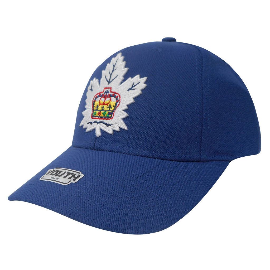 Toronto Marlies Youth Basic Structured Adjustable Hat