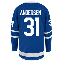 Toronto Maple Leafs NHL Youth ANDERSEN Home Jersey
