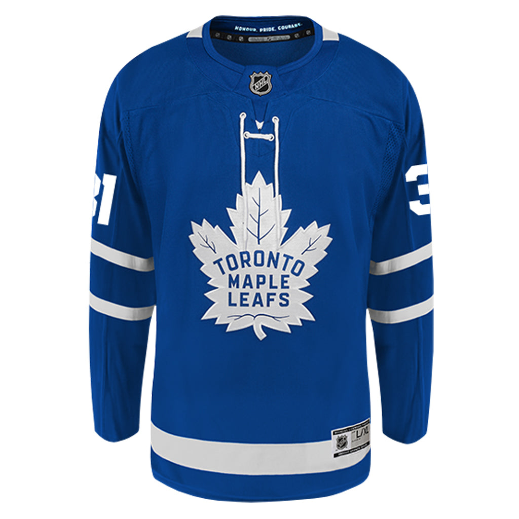 best sneakers f68a3 d8d65 Maple Leafs Youth Home Jersey - ANDERSEN