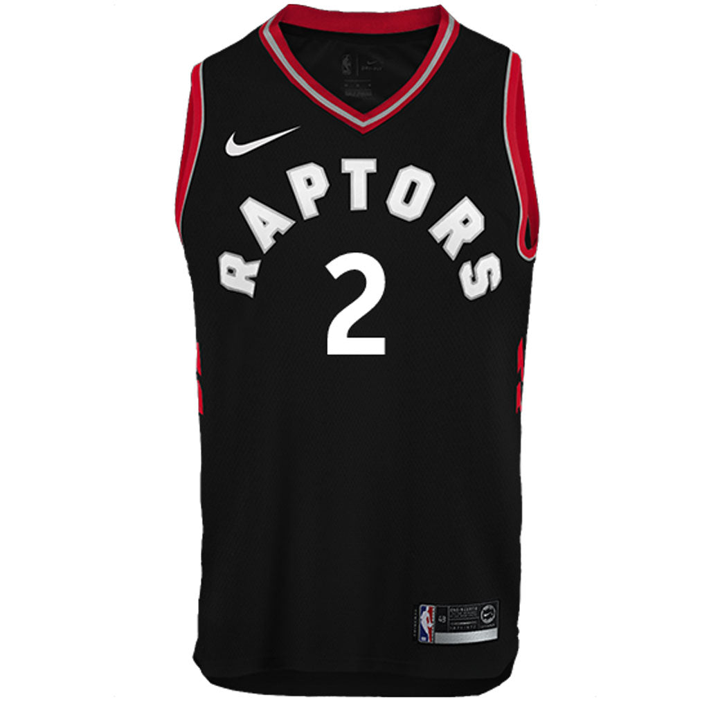 e5ea05a7bef Raptors Youth Swingman Statement Jersey - LEONARD – shop.realsports