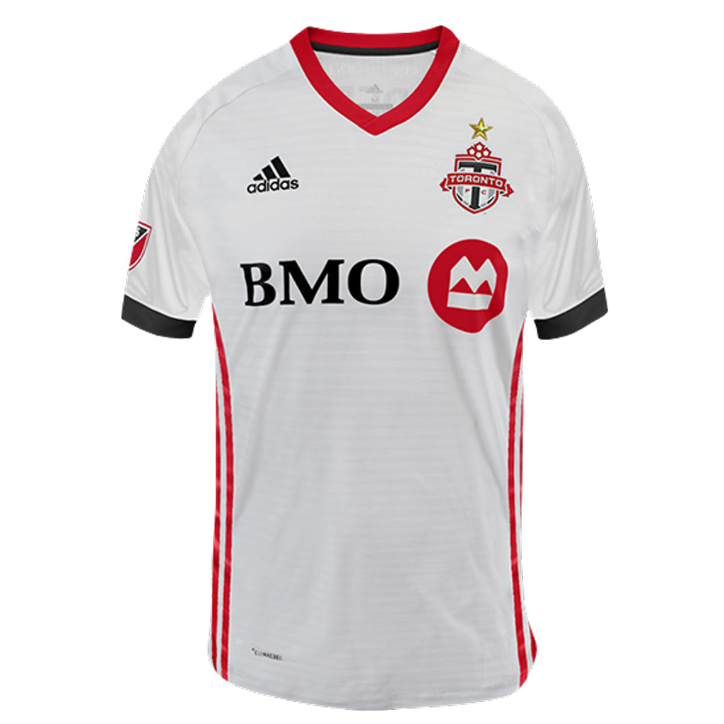 Toronto FC Adidas Youth Replica Custom Jersey - White