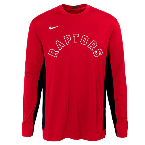 Raptors Youth Shooter Long Sleeve