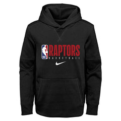 Raptors Nike Youth Spotlight Therma Hoody