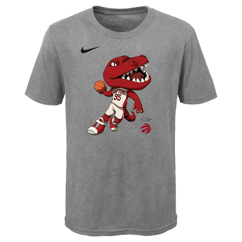 Raptors NBA Youth Mascot Tee