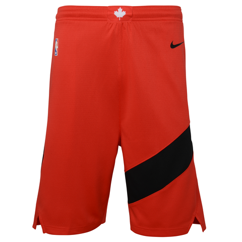 Raptors Nike Youth Swingman 2020 Icon Shorts