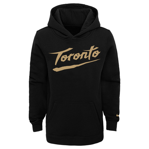 Raptors NBA Youth City Toronto Fleece Hoody