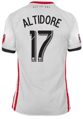 Toronto FC Adidas Men's 2019 Authentic Away Jersey - ALTIDORE