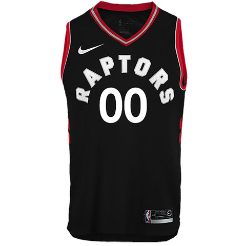 Toronto Raptors Youth Swingman Statement Jersey Custom
