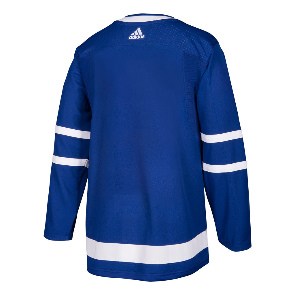 best service 4f84a 63c7f Maple Leafs Adidas Authentic Men's Home Jersey