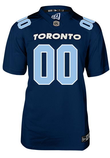 Argos Men's Replica Home Jersey - CUSTOM