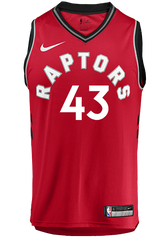 Raptors Youth Swingman Icon Jersey - SIAKAM