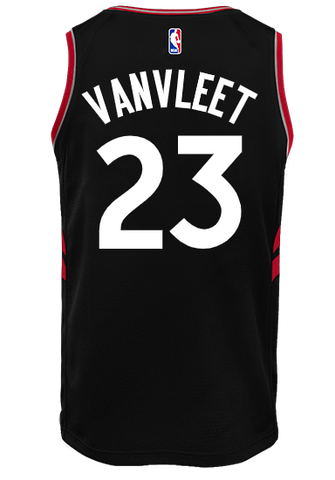 Raptors Nike Men's Swingman Statement Jersey - VANVLEET