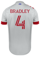 Toronto FC Adidas Men's 2020 Authentic Unity Jersey - BRADLEY