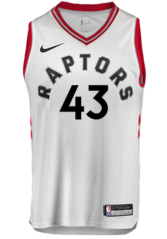 Raptors Youth Swingman Association Jersey - SIAKAM