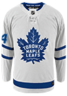 Maple Leafs Adidas Authentic Men's Away Jersey - SIMMONDS