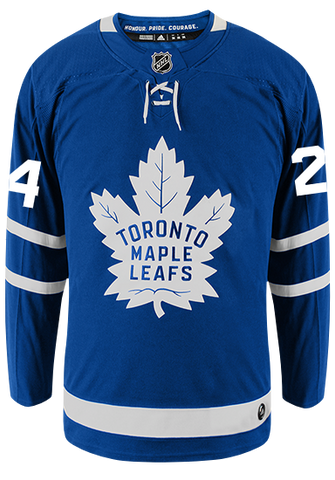 Maple Leafs Adidas Authentic Men's Home Jersey - SIMMONDS