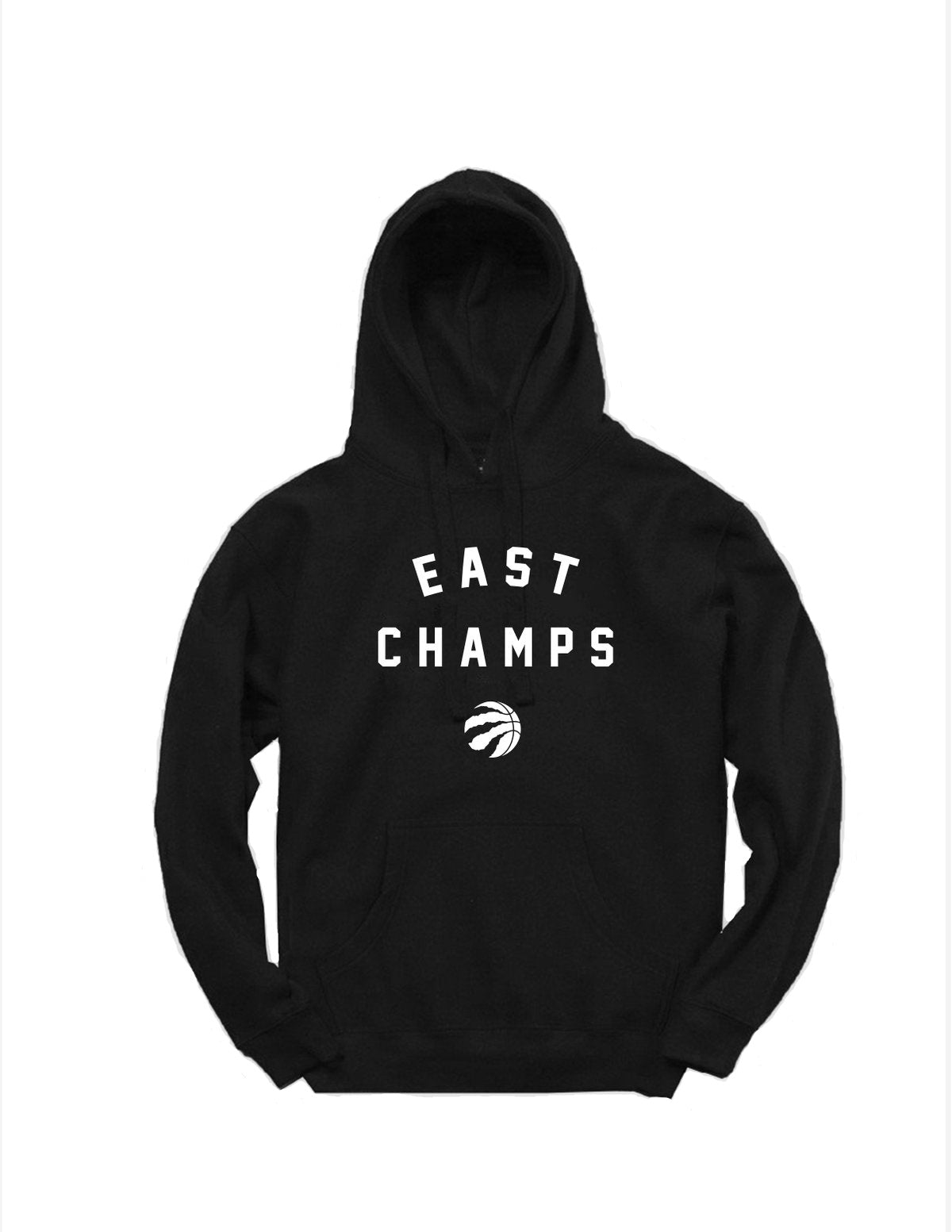 Raptors Peace Collective Men's 2019 Playoffs Eastern Conference Champs Hoody