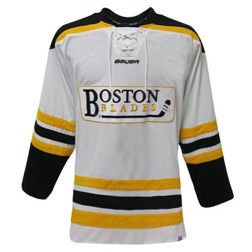 Boston Blades Bauer 900 Series Away Jersey - shop.realsports
