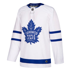 Toronto Maple Leafs Adidas Authentic Mens Away CUSTOM Jersey