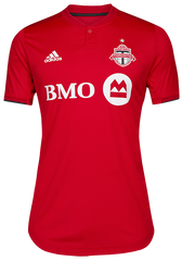 Toronto FC Adidas Men's 2019 Authentic Home Jersey - POZUELO