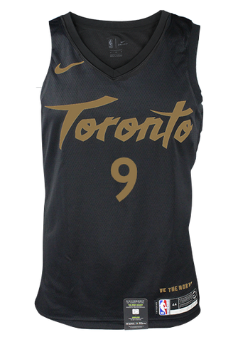 Raptors Nike Men's Swingman 2019 City Jersey - IBAKA