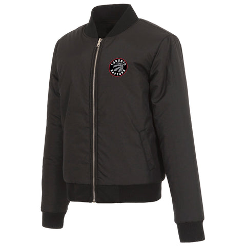 Raptors JH Design Ladies Reversible Jacket