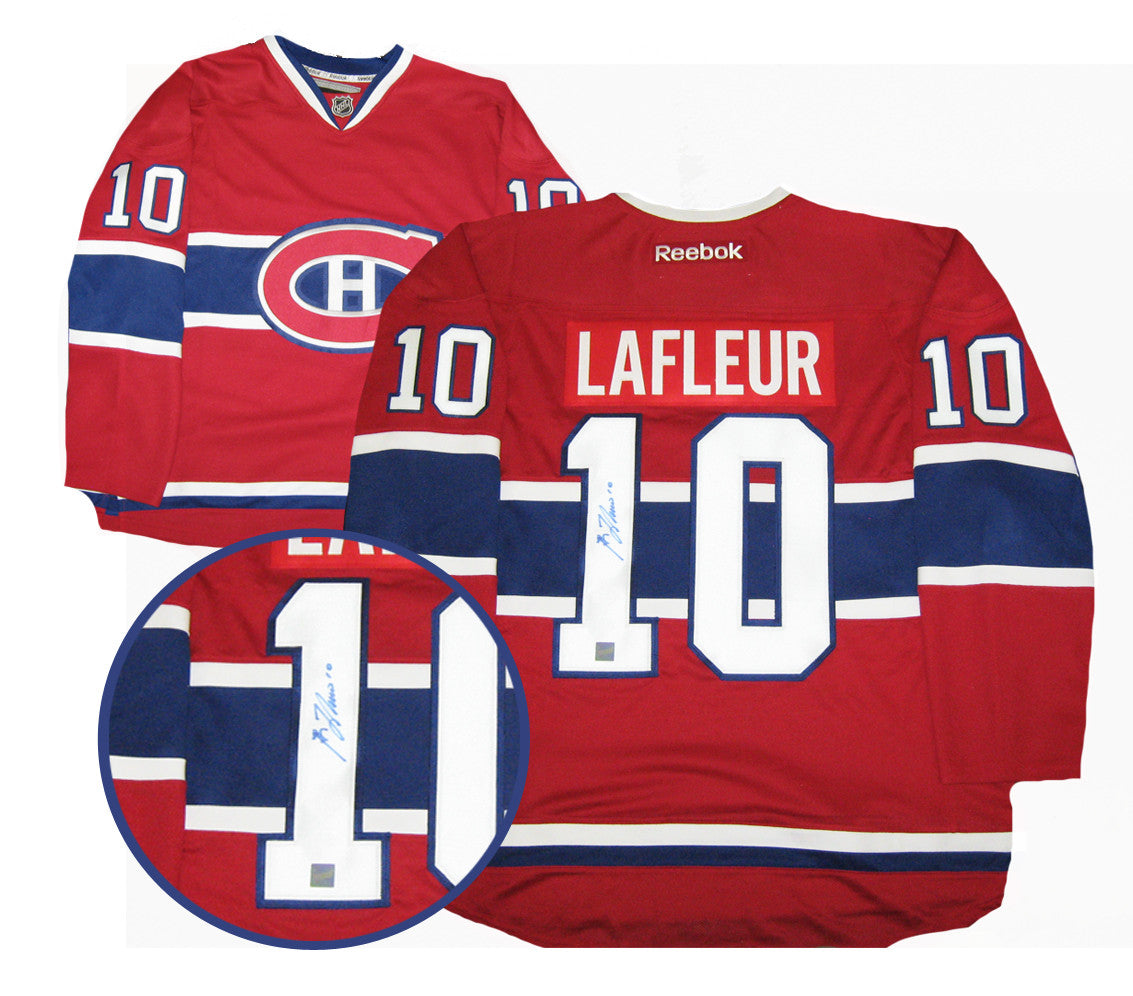 cheap for discount 23a4e ee59e nhl jerseys montreal canadiens 10 guy lafleur red jerseys