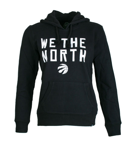 Raptors 47 Brand Ladies 'We The North' Hoody