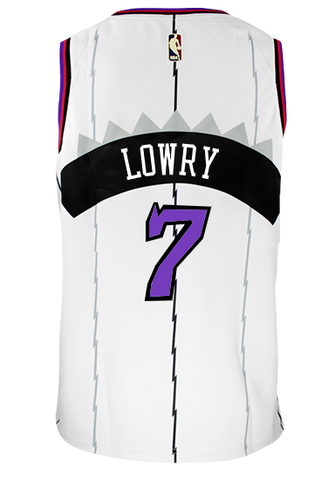 Raptors Nike Youth Swingman HWC Jersey - LOWRY