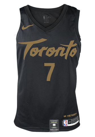 Raptors Nike Men's Swingman 2019 City Jersey - LOWRY