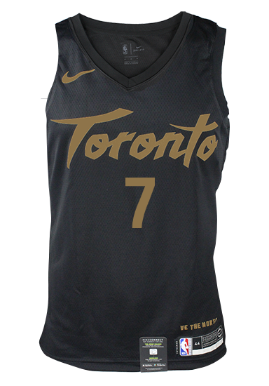 Raptors Nike Youth Swingman 2019 City Jersey - LOWRY