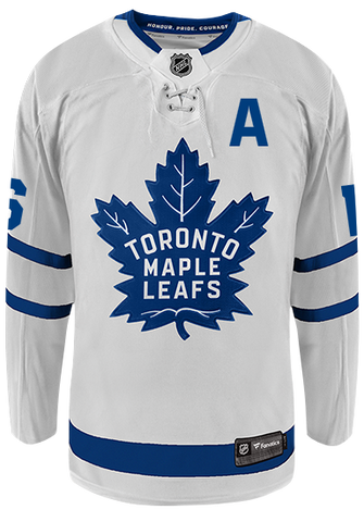 Maple Leafs Breakaway Men's Away Jersey - MARNER