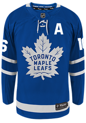 Maple Leafs Breakaway Men's Home Jersey - MARNER