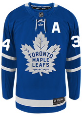 Maple Leafs Breakaway Men's Home Jersey - MATTHEWS