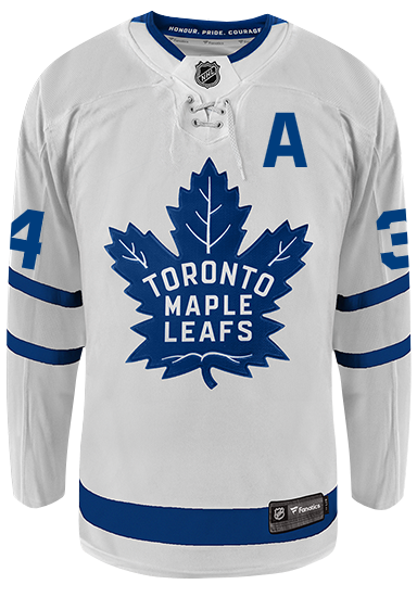 Maple Leafs Breakaway Men's Away Jersey - MATTHEWS