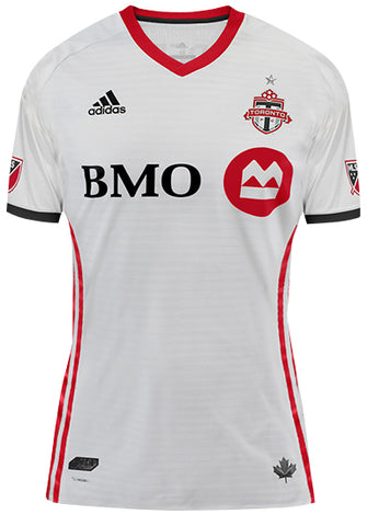 Toronto FC Adidas Men's 2019 Authentic Away Jersey - POZUELO