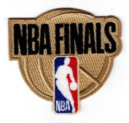 2019 NBA Finals Jersey Patch