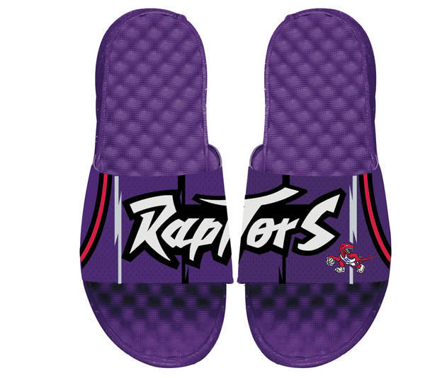 Raptors iSlide Sandal - 2019 HWC Edition - Purple