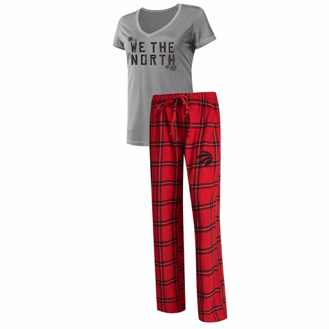 Raptors Ladies Troupe Sleep Set