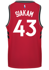 Raptors Nike Men's Swingman Icon Jersey - SIAKAM