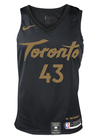 Raptors Nike Men's Swingman 2019 City Jersey - SIAKAM