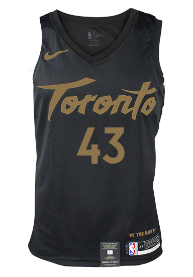 Raptors Nike Youth Swingman 2019 City Jersey - SIAKAM