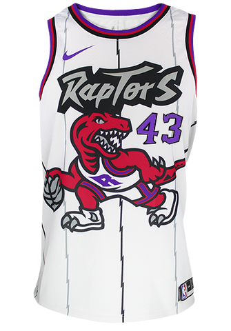 Raptors Nike Youth Swingman HWC Jersey - SIAKAM