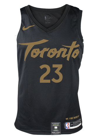 Raptors Nike Youth Swingman 2019 City Jersey - VANVLEET