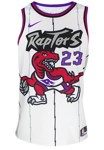 Raptors Nike Youth Swingman HWC Jersey - VANVLEET