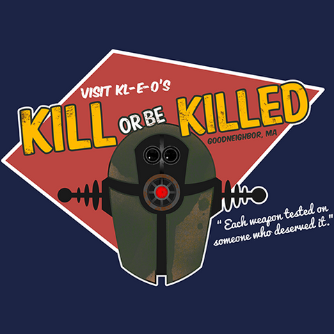 KL-E-0's Kill or be Killed