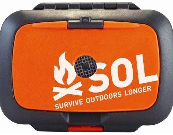 AMK SOL Origin Survival Kit Tool 0140-0828 Emergency Camping Hunting BOB