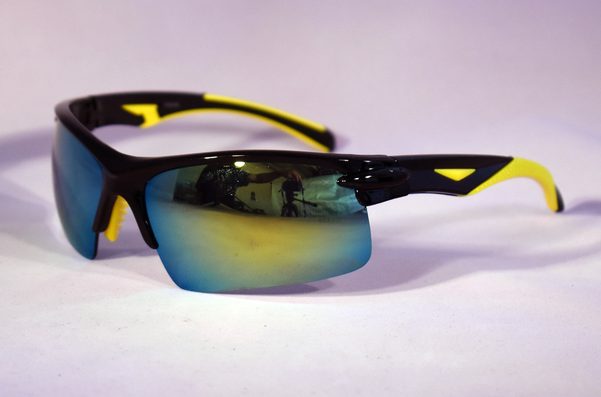 SUNSHIELD II™ Professional Polarized UV400 Sunglasses