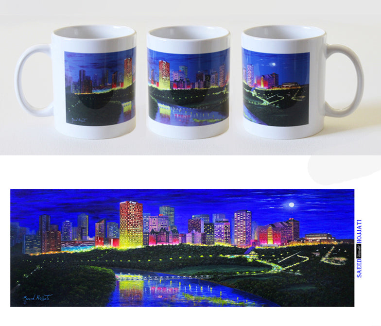Coffee Mug 11oz. Design B-18