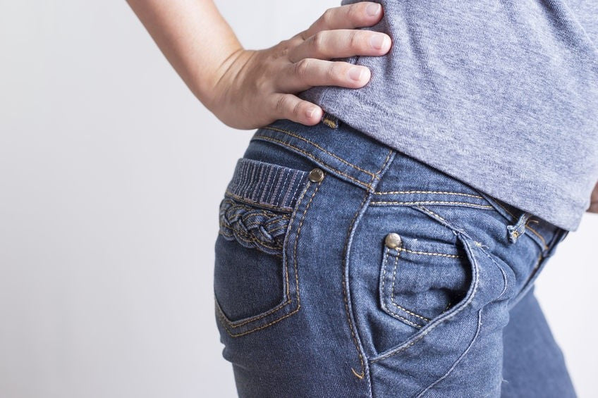 Do you have a radiating pain from lower back, hips to your legs?